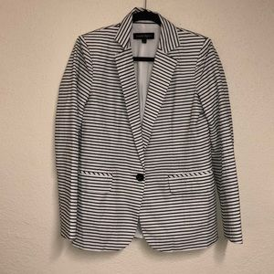 Nanette lepore striped blazer